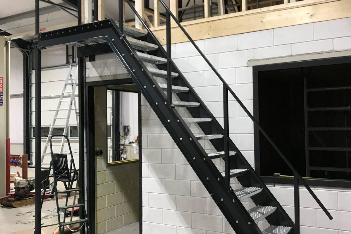 Trappen + Balustrades
